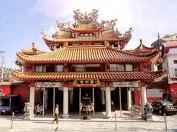 Un temple en Tataocheng
