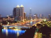 Kaohsiung la nuit