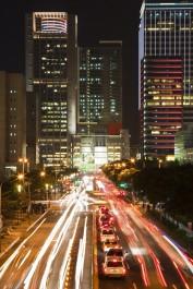 Taipei la nuit