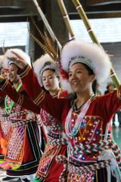 Cultural Performance, Formosan Aboriginal Culture Village, Nantou