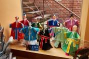 Glove Puppets, Taiyuan Asian Puppet Theatre Museum, Taipei
