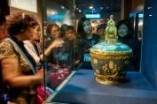 Qing Dynasty Enamel-ware, National Palace Museum, Taipei
