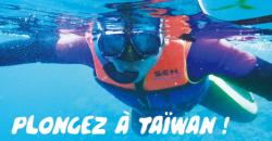 La Plongée à Taiwan