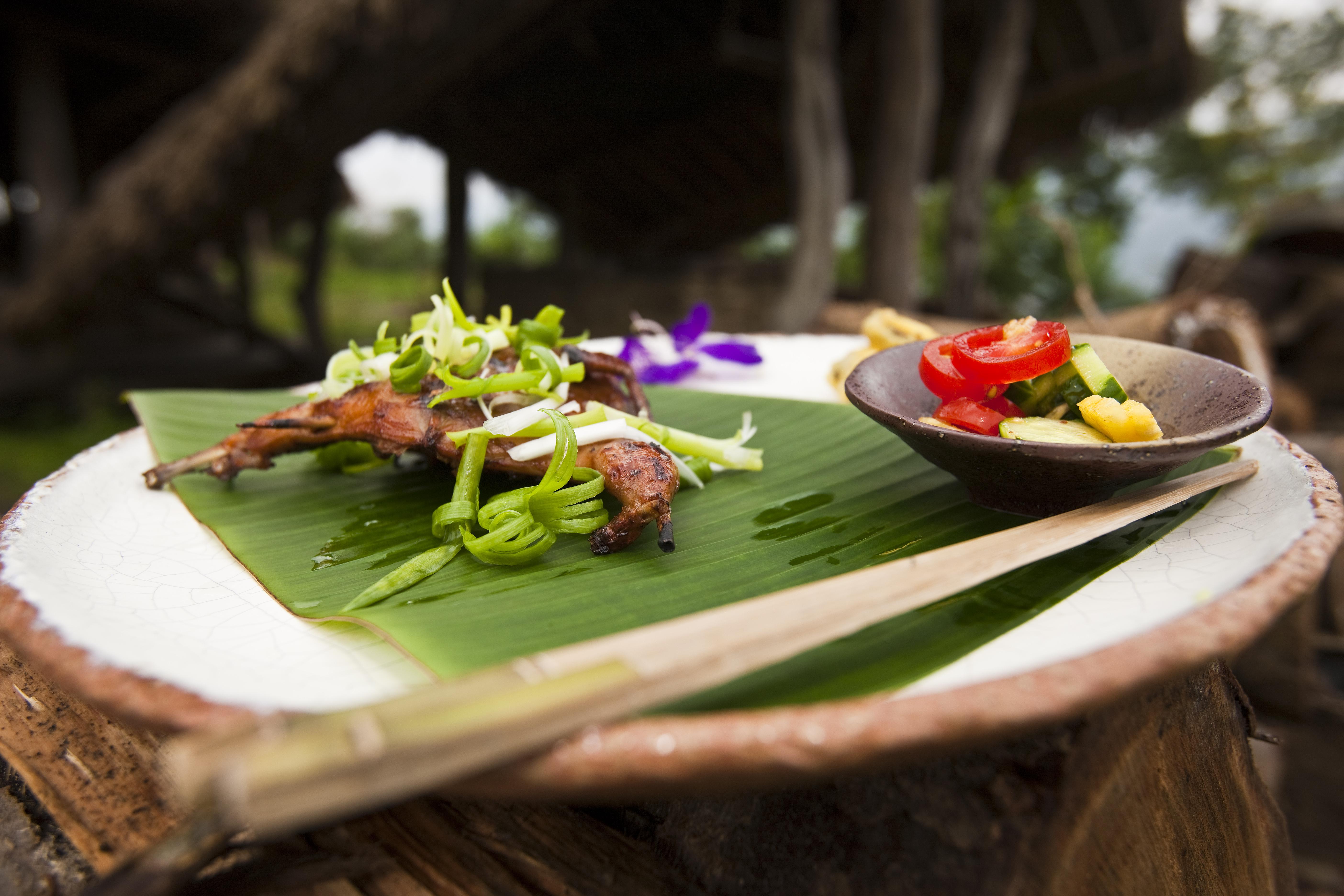 Gastronomie aborigène