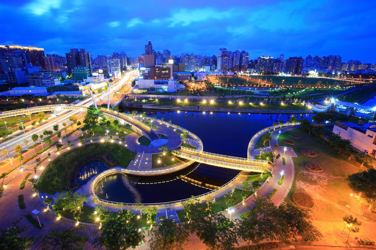 Love River à Kaohsiung