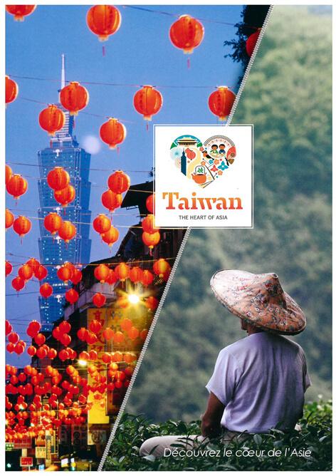 Brochure Touristique de Taiwan